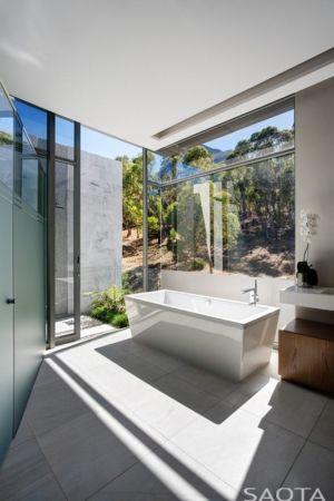 salle de bains - Clifton 2A par Saota - Le Cap, Afrique du Sud