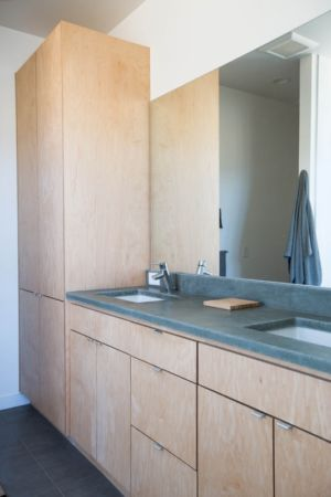 salle de bains - Cloverdale par Elemental Architecture - Usa - Jaime Kowal Photography
