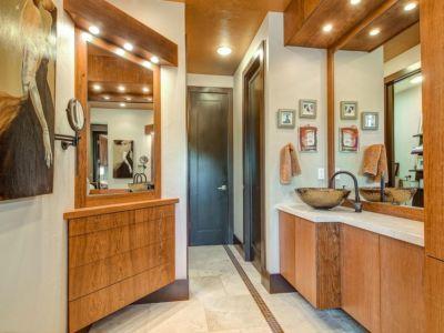salle de bains - E-Cedar-Ave à Denver, Usa