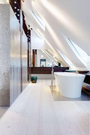 salle de bains - German-Country-House par Reichel Architectes - Allemagne