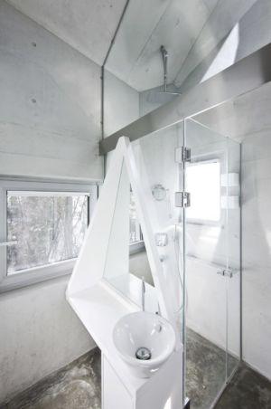 salle de bains - HWA HUN par IROJE KHM Architects - Pyeongchang-dong, Corée du Sud