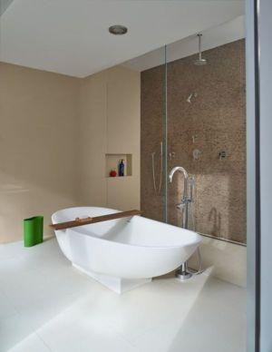 salle de bains - Hills-House par Robert M. Gurney - Maryland, USA