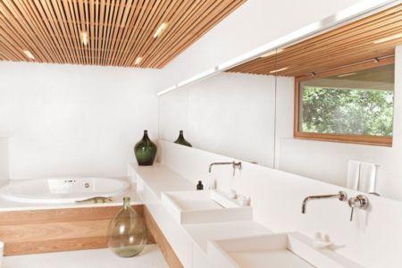 salle de bains - Hillside-Home par Multiplan Arhiteki - Ljubljana,Slovénie