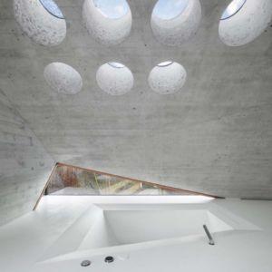 salle de bains - House H36 par MBA-S architecture - Stuttgart, Allemagne