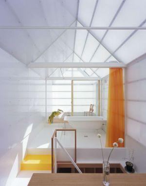 salle de bains - House-Yamasaki par Tato Architects-You Shimada - Hyogo,Japon
