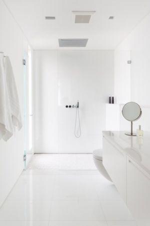 salle de bains - Hucker Residence par Strang - Miami, USA