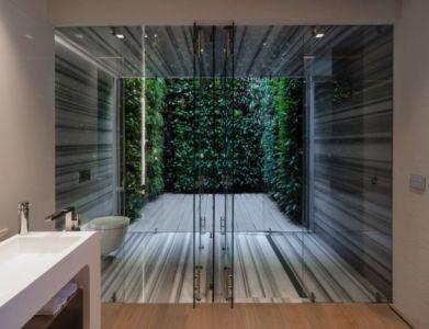 salle de bains - JRB House par Reims Arquitectura - Santa Domingo, Mexique
