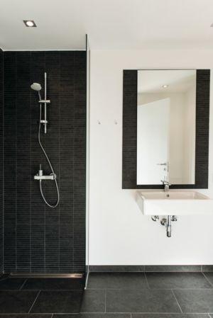 salle de bains - La Casa de Libre Mantenimiento par Arkitema Architects  - Danemark