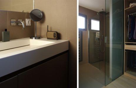 salle de bains - MLEL par Dank Architectes - France