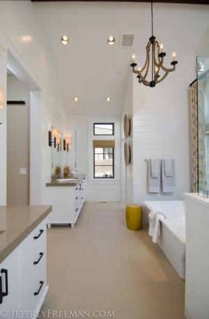 salle de bains - Maison typique par TTM Development company - Portland, Usa