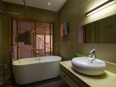 salle de bains - NA-House par NatureArch Studio - HO Chi Minh, Vietnam