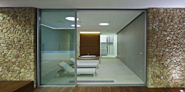 salle de bains - Olive House par LOG-URBIS - Pag, Croatie