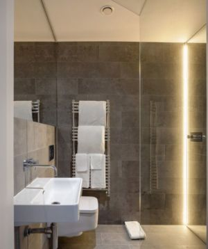 salle de bains - Percy lane luxury homes par Odos architects - Dublin Irlande.jpg