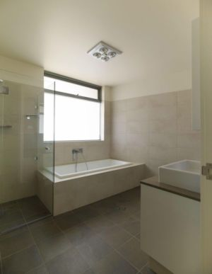salle de bains - Piccoli Residence par Casalgrande Padana Spa - Indiana, USA