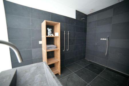 salle de bains - Private Villa par Engel Architecten - Blauwestad, Pays-Bas