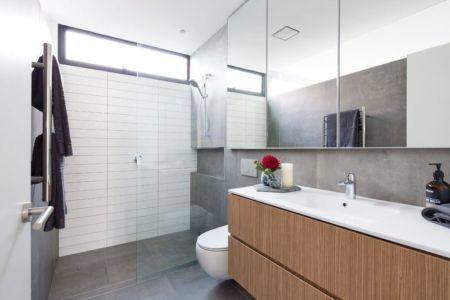 salle de bains - Queenscliff-Design par Watershed Design - Sydney, Australie
