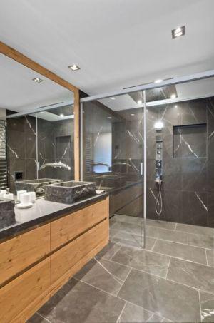 salle de bains - Rougemont-Residences Plusdesign - Rougemont, Suisse