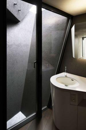 salle de bains - SRK par Artechnic - Meguro, Japon