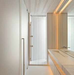 salle de bains - Sardinera House par Ramon Esteve Estudio - Valencian Community, Espagne