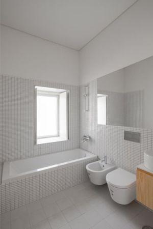 salle de bains - Single-Family-House par Humberto Conde - Lisbonne, Portugal