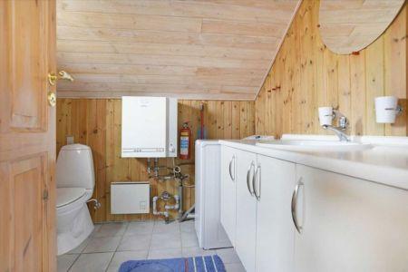 salle de bains - Tiny-house par Tiny Sod Roofed - Côtes Nord, Danemark