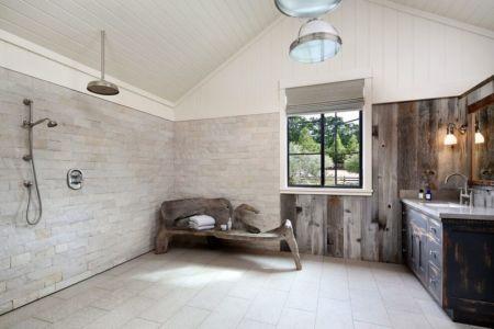 salle de bains - Triple-L-House par SDG Architecture - San Francisco, USA