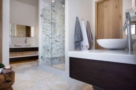 salle de bains - Vail-Ski-Haus par Read Design Group - Vail, USA