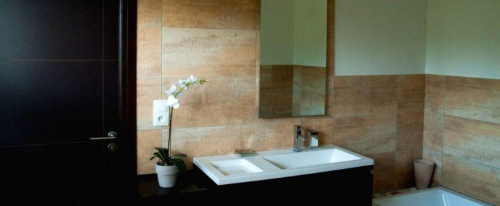 salle de bains - Villa Hermitage - Arbonne, France