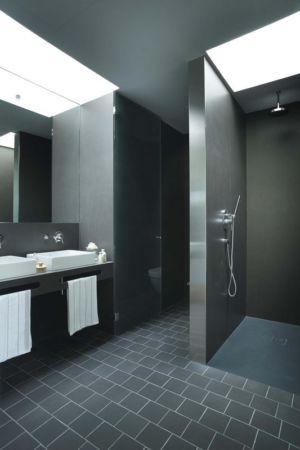 salle de bains - Z-Balca-House par Lagula Arquitectes - Espagne