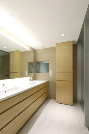salle de bains -  YAM par ks-architects - Nagoya, Japon