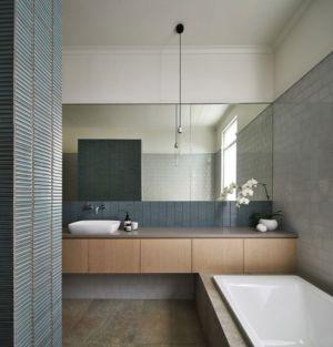 salle de bains - rosebank-make par MAKE - Melbourne, Australie