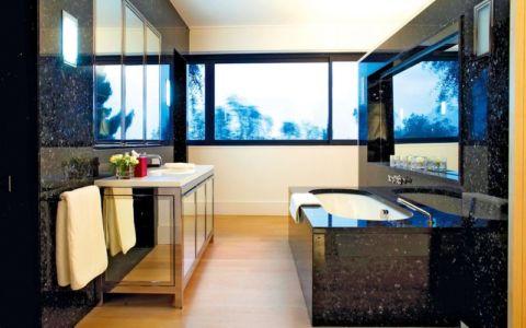 salle de bains - villa O - France