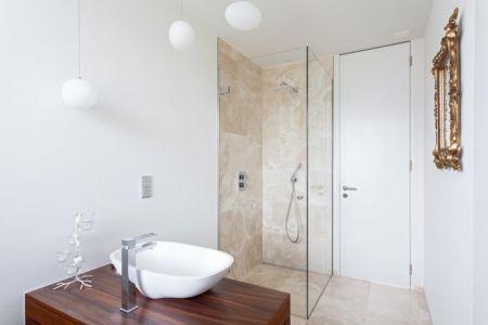 salle de bains - villa-am-bodensee par jung - lac constance, Suisse