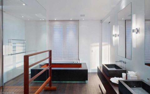 salle de bains - villa location - France