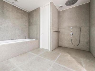 salle de bains - vue à 360 degrés - Bruxelles, Belgique