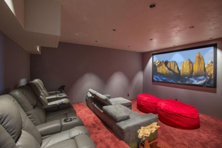 salle de cinéma - home-Colorado par Bill Poss - Colorado, USA