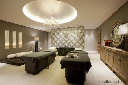 salle de massage - Chalet Carl à louer à Oberlech en Autriche - Le Collectionist