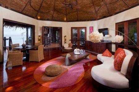 salle de séjour & salon - Laucana Island - Suva, îles Fidji