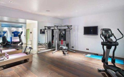salle de sport - villa location - France