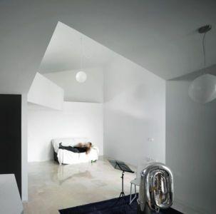 salon - Casa Lude par Grupo Aranea - Cahegin, Espagne
