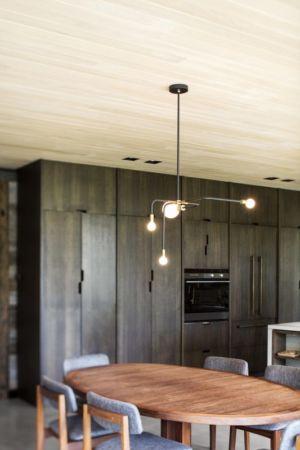 salle séjour - La-Heronniere par Alain Carle Architecte - Québec, Canada