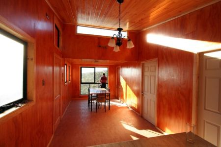 salle séjour - Suarez-House par Arq2g-arquitectura - Valparaíso, Chili