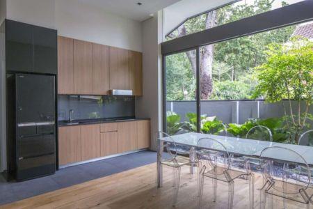 salle séjour - Trevose-House par Ad-Lab - Singapour