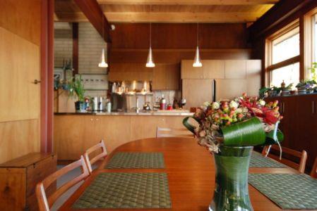 salle séjour & cuisine - Ellis Park House par Altius Architecture - Toronto, Canada