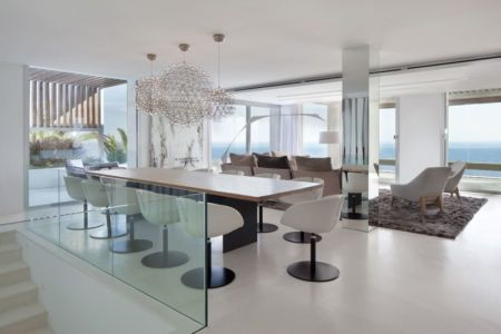 salle séjour & salon - ocean-home par SAOTA - Ibiza, Espagne