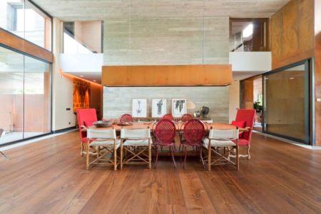 salle de séjour - villa-madrid par Modern Homes - Madrid, Espagne