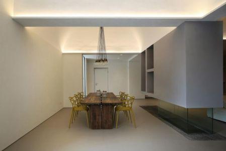 salle séjour villa principale - Sicillian-Farm-Renovation par ACA Amore Campione Architettura - Sicile, Italie