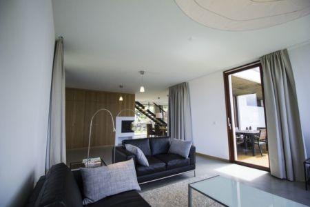 salon - Casa do Miradouro par Dirck Mayer - Ponta Delgada, Madère, Portugal