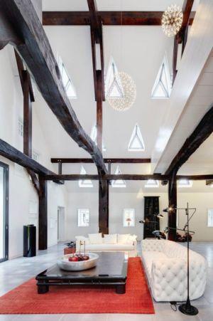 salon - German-Country-House par Reichel Architectes - Allemagne