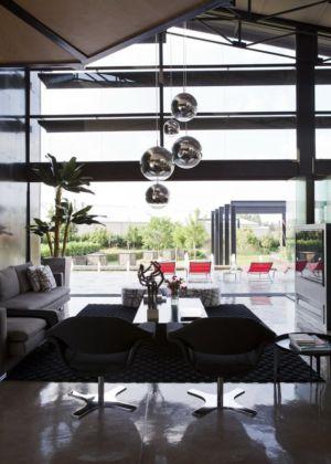 salon - House Tsi par Nico van der Meulen Architects - Afrique du Sud